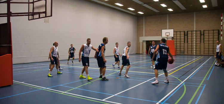 Eerste training Seizoen 2014-2015